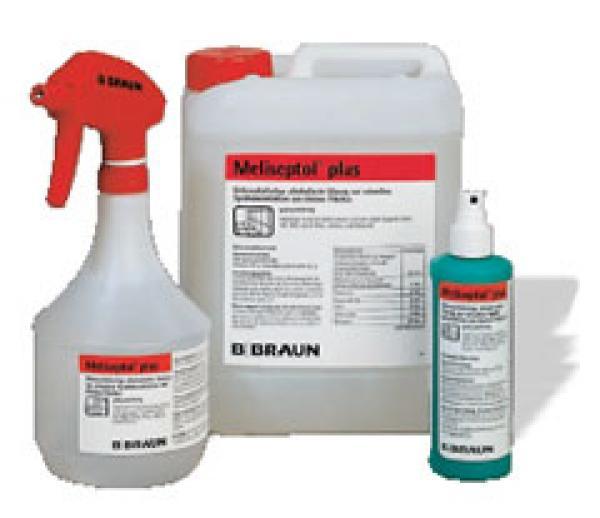 Braun Meliseptol Rapid 1000 ml - Braun Meliseptol Rapid 1000 ml