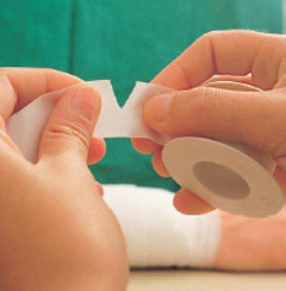 Heftpflaster Silkafix - Saarmed Medizinbedarf GmbH Onlineshop