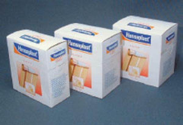 Wundschnellverband Hansaplast - Saarmed Medizinbedarf GmbH Onlineshop