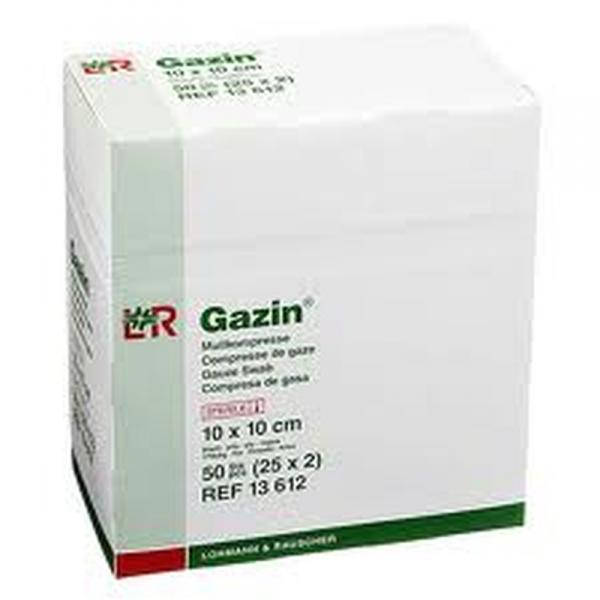 Mullkompresse Gazin 5 x 5 , 2 verpackt - Mullkompresse Gazin 5 x 5 , 2 verpackt
