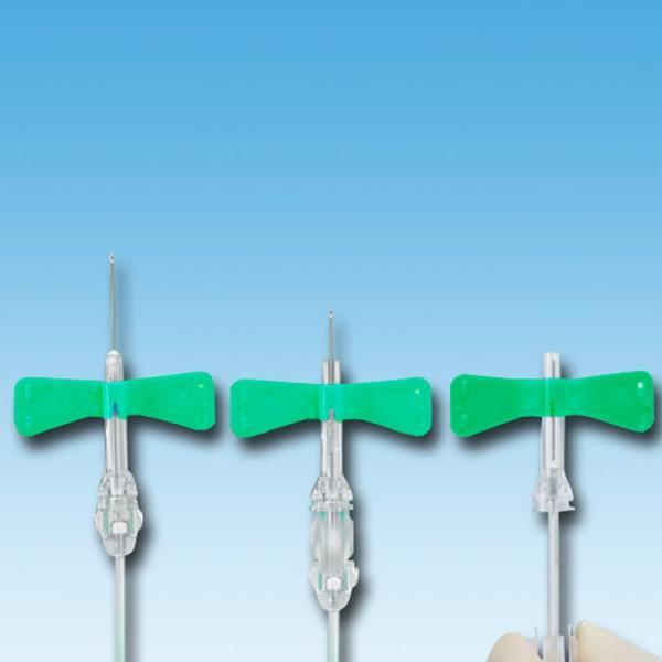 Venenpunktionsbesteck Venofix A grün - Saarmed Medizinbedarf GmbH Onlineshop
