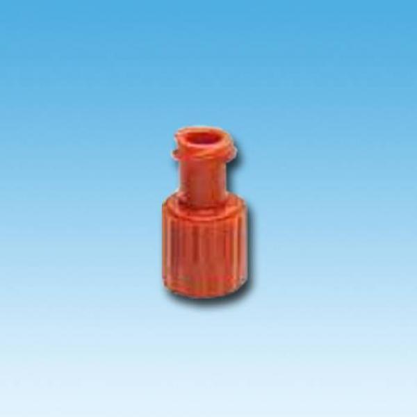 Kombistopfen rot, Luer-Lock - Saarmed Medizinbedarf GmbH Onlineshop