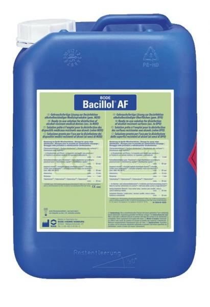 Bode Bacillol Plus 5000 ml - Saarmed Medizinbedarf GmbH Onlineshop