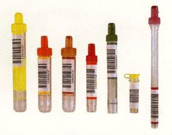 Monovetten BSG 3,5 ml m. Etikette - Saarmed Medizinbedarf GmbH Onlineshop