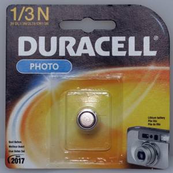 Batterie Duracell 1/3N - Saarmed Medizinbedarf GmbH Onlineshop