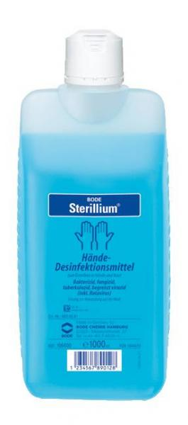 Bode Sterillium 1000 ml - Saarmed Medizinbedarf GmbH Onlineshop