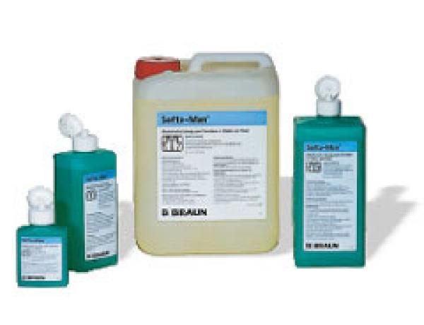 Braun Softa-Man 500 ml - Saarmed Medizinbedarf GmbH Onlineshop