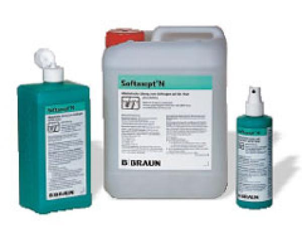 Braun Softasept N 250 ml - Saarmed Medizinbedarf GmbH Onlineshop