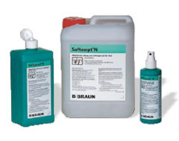 Braun Softasept N farblos 5000 ml - Saarmed Medizinbedarf GmbH Onlineshop