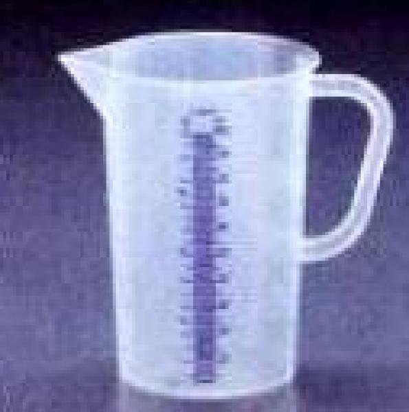 Urinmessbecher 2000 ml mit Henkel - Saarmed Medizinbedarf GmbH Onlineshop