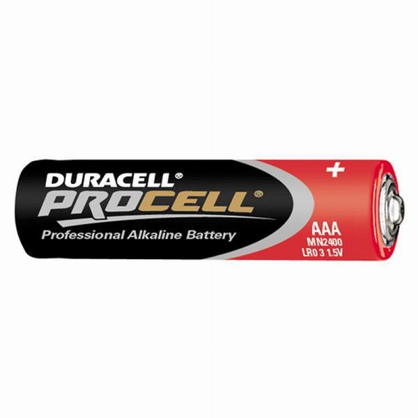 Batterie Micro LR03 AAA Duracell - Saarmed Medizinbedarf GmbH Onlineshop