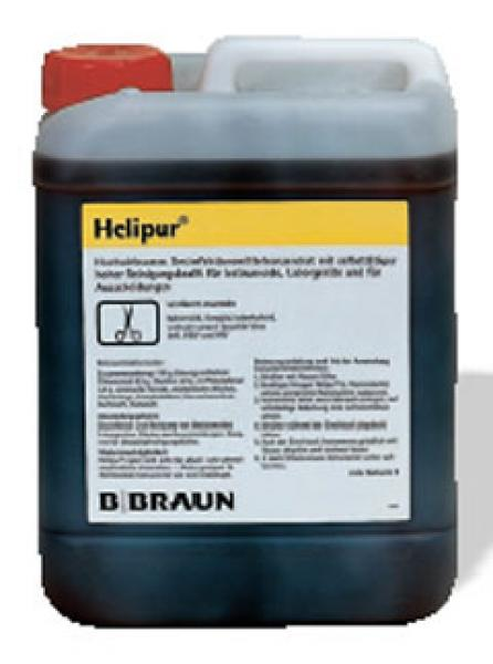 Braun Helipur 5000 ml - Saarmed Medizinbedarf GmbH Onlineshop