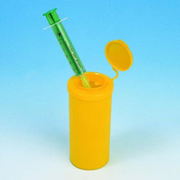 Kanülenabfallbehälter Kontamed´chen - Kanülenabfallbehälter Kontamed´chen