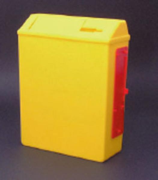 Kanülenabfallbehälter Kontamed - Kanülenabfallbehälter Kontamed
