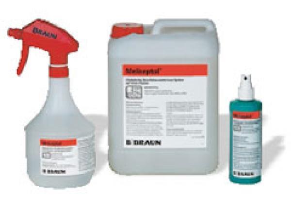 Braun Meliseptol 5000 ml - Saarmed Medizinbedarf GmbH Onlineshop