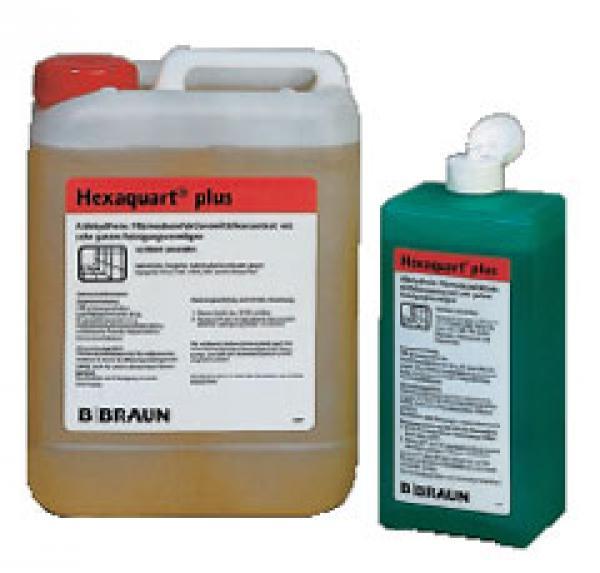Braun Hexaquart plus 1000 ml - Saarmed Medizinbedarf GmbH Onlineshop