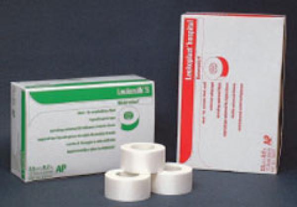 Heftpfalster Leukosilk S - Saarmed Medizinbedarf GmbH Onlineshop