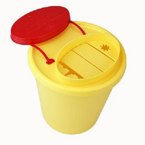 Kanülenabfallbehälter Quick Box S - Kanülenabfallbehälter Quick Box S