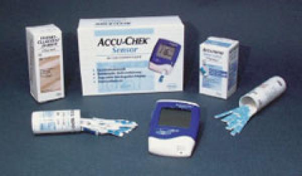 BZ Kontroll-Lösung Accutrend sensor Cont - Saarmed Medizinbedarf GmbH Onlineshop