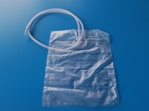 Urin-/Sekretbeutel 1,5 L steril - Urin-/Sekretbeutel 1,5 L steril