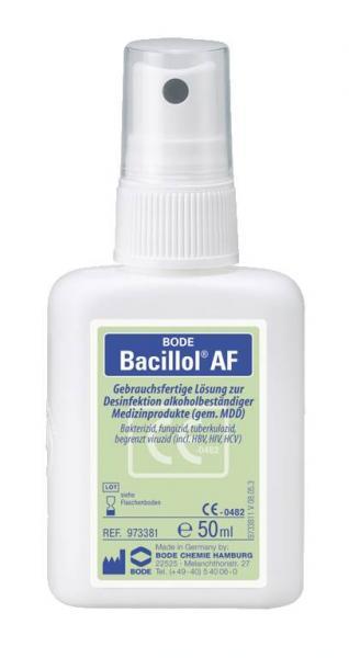 Bode Bacillol AF 50 ml - Bode Bacillol AF 50 ml