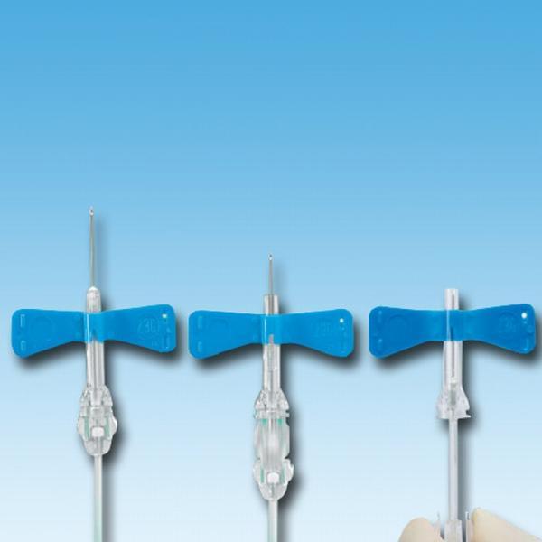 Venenpunktionsbesteck Safety 0.65 G 23 - Venenpunktionsbesteck Safety 0.65 G 23