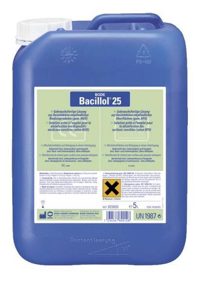 Bode Bacillol 25  5000 ml - Bode Bacillol 25  5000 ml