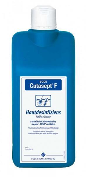 Bode Cutasept F 1000 ml - Saarmed Medizinbedarf GmbH Onlineshop