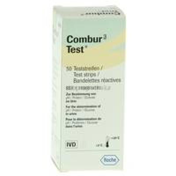COMBUR-3-Teststreifen - Saarmed Medizinbedarf GmbH Onlineshop