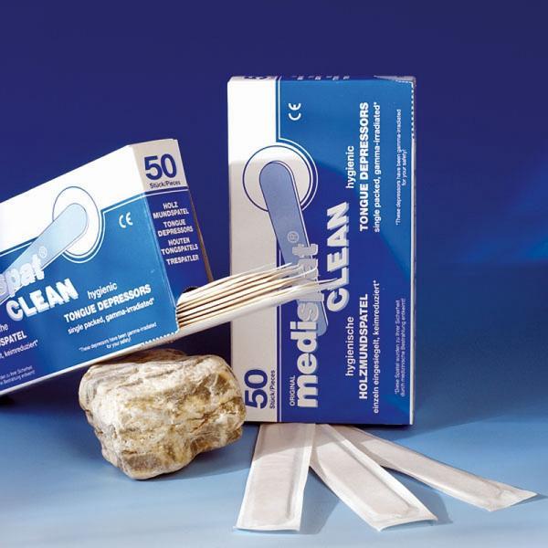 Holzmundspatel 15 cm - Saarmed Medizinbedarf GmbH Onlineshop