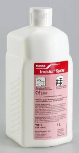 Ecolab Incidin Liquid 1000 ml - Ecolab Incidin Liquid 1000 ml