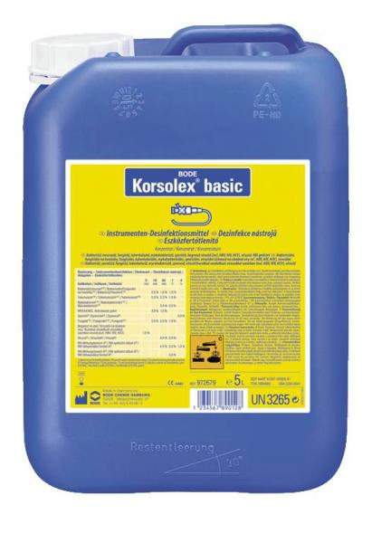 Bode Korsolex Basic 5000 ml - Bode Korsolex Basic 5000 ml