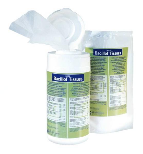 Bode Bacillol Tissues Nachfüllpack - Saarmed Medizinbedarf GmbH Onlineshop