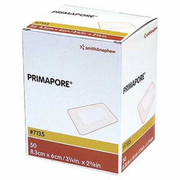 Wundverband Primapore 15 x 8 cm - Saarmed Medizinbedarf GmbH Onlineshop
