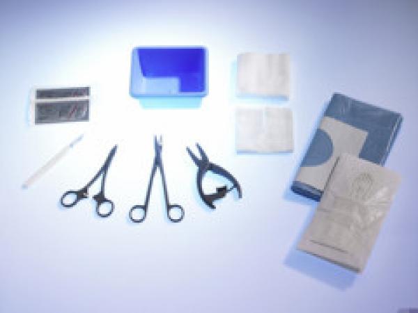 SUSI Thorax Drainageset klein - Saarmed Medizinbedarf GmbH Onlineshop