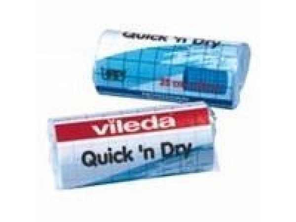 Quick´n Dry Rolle Vileda - Saarmed Medizinbedarf GmbH Onlineshop