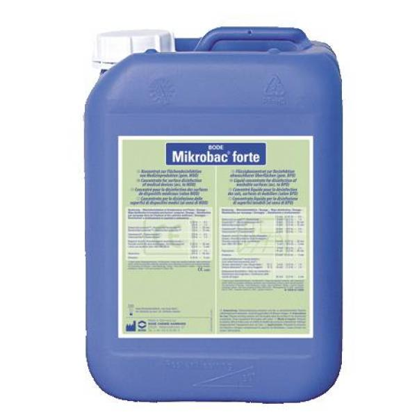 Bode Mikrobac Forte 5000 ml - Saarmed Medizinbedarf GmbH Onlineshop