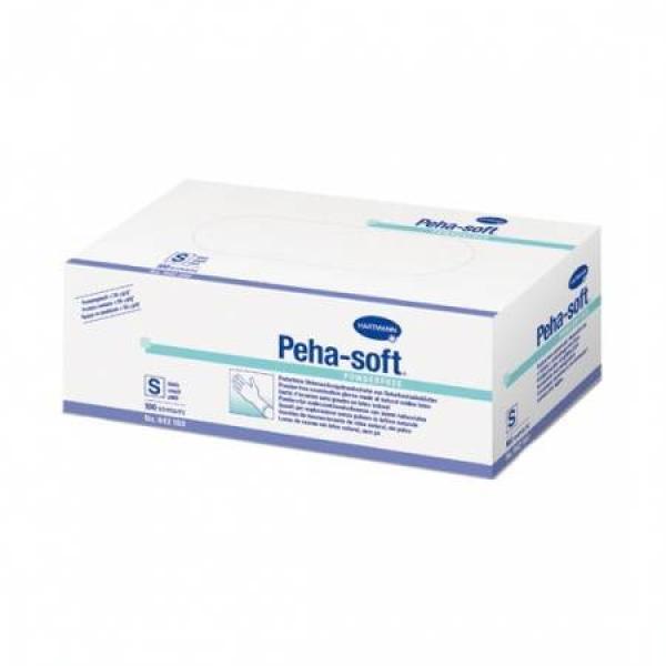 Handschuh -Latex-Unst Klein (Puderfrei 6 - Saarmed Medizinbedarf GmbH Onlineshop