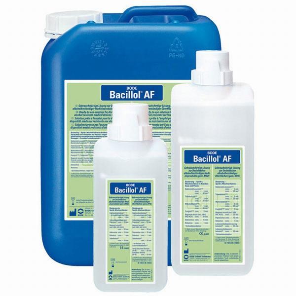 Bode Bacillol AF  5000 ml - Saarmed Medizinbedarf GmbH Onlineshop