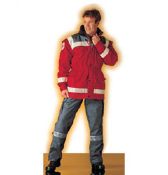 DRK Einsatzanzug Bonn 2000 - Gr. M - Saarmed Medizinbedarf GmbH Onlineshop