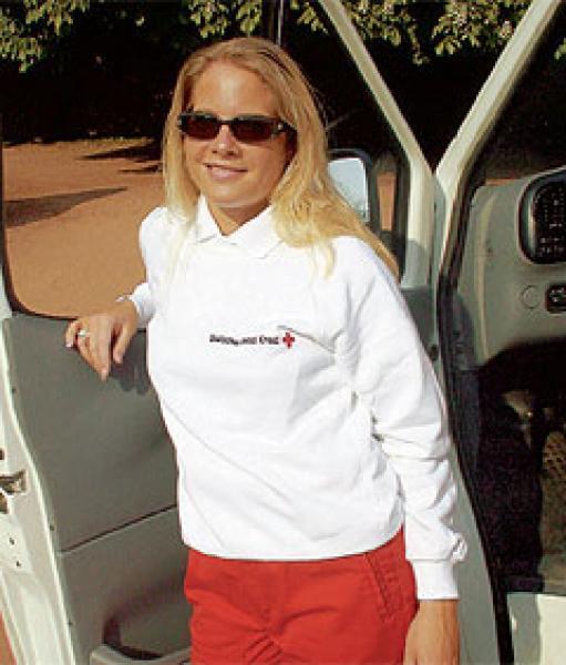 DRK Bekleidung Sweat-Shirt - Saarmed Medizinbedarf GmbH Onlineshop