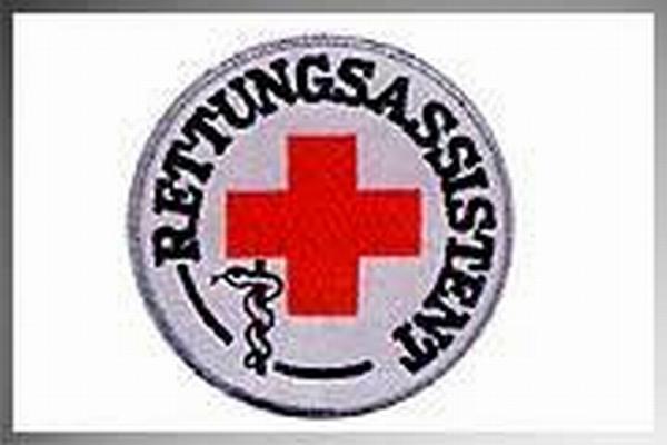 DRK Emblem mit Klett - Saarmed Medizinbedarf GmbH Onlineshop