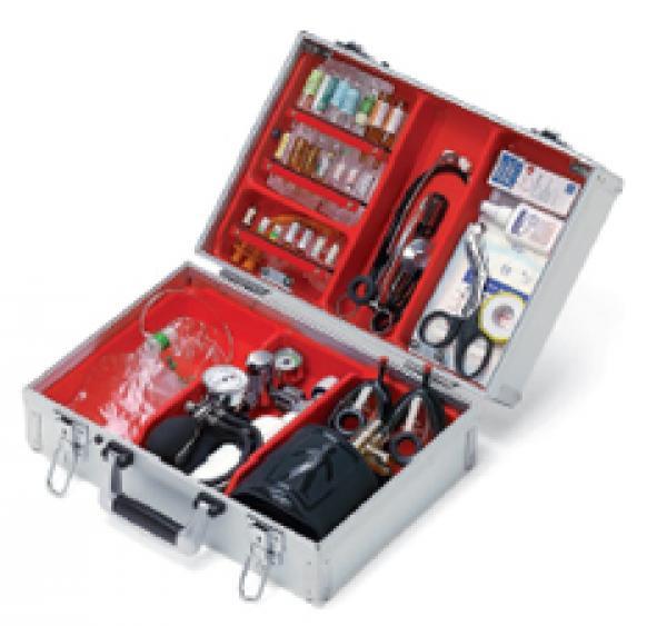 WM UIlmer Koffer Basis, leer - Saarmed Medizinbedarf GmbH Onlineshop