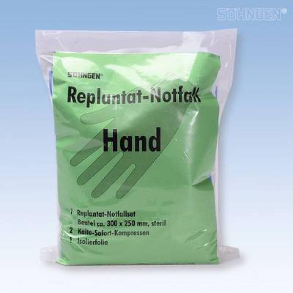 Replantat-Notfallset Hand - Saarmed Medizinbedarf GmbH Onlineshop