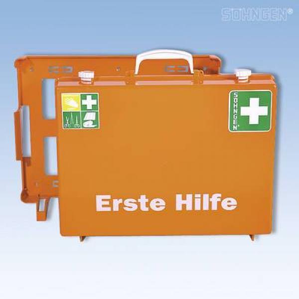 Erste-Hilfe-Koffer MT-CD leer orange - Saarmed Medizinbedarf GmbH Onlineshop