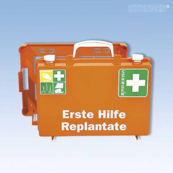 Replantat-Notfallfallkoffer - Saarmed Medizinbedarf GmbH Onlineshop