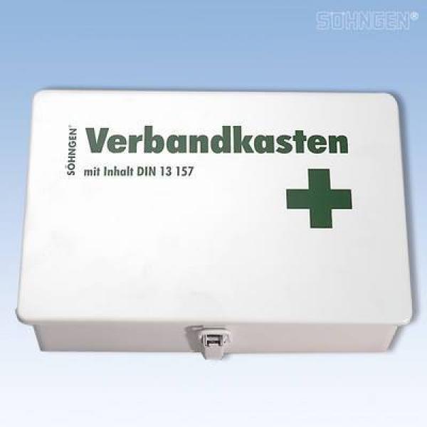 Betriebsverbandkasten Kiel - Saarmed Medizinbedarf GmbH Onlineshop