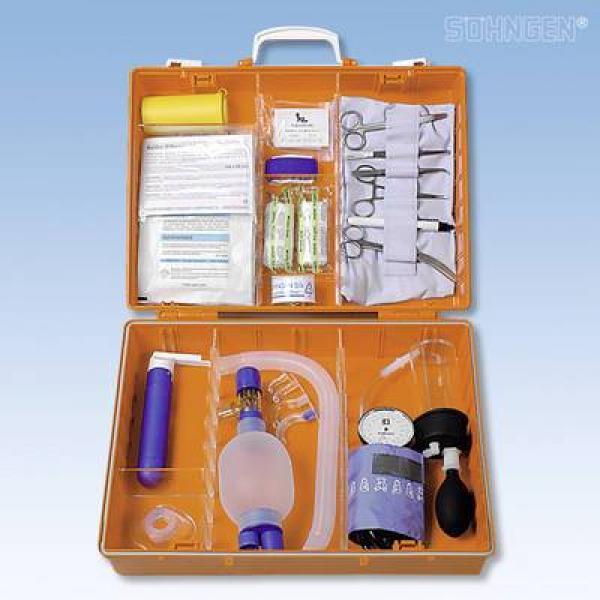 Notfallkoffer Baby/Kinder - Saarmed Medizinbedarf GmbH Onlineshop