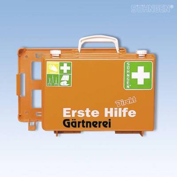 Erste-Hilfe Direkt Gärtnerei - Saarmed Medizinbedarf GmbH Onlineshop