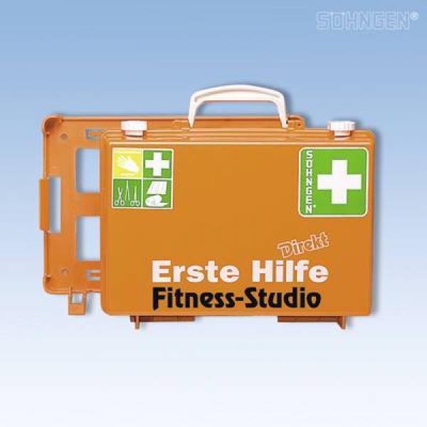 Erste-Hilfe Direkt Fitness-Studio - Saarmed Medizinbedarf GmbH Onlineshop